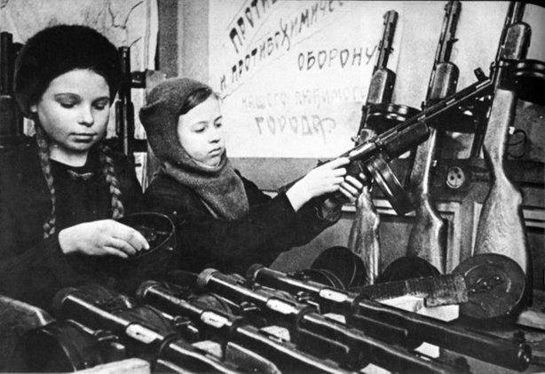 """Статус """"дети войны"""""""