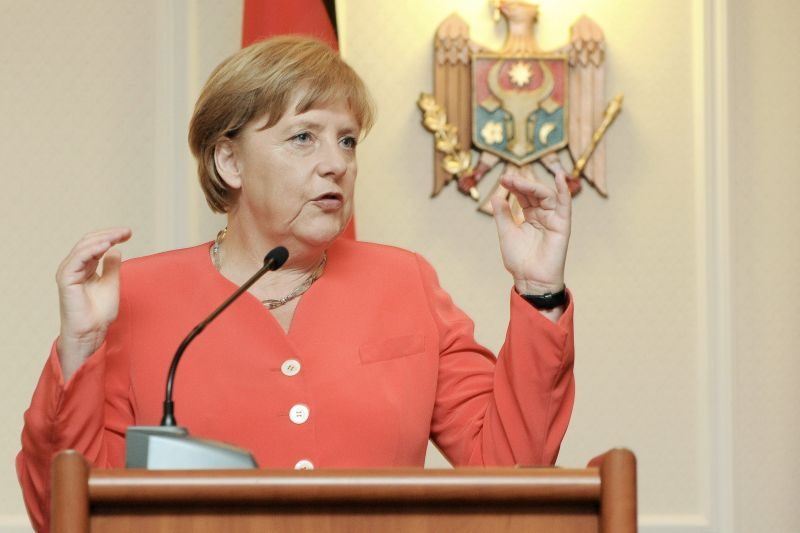 Молдавская пенсия бабушки Меркель