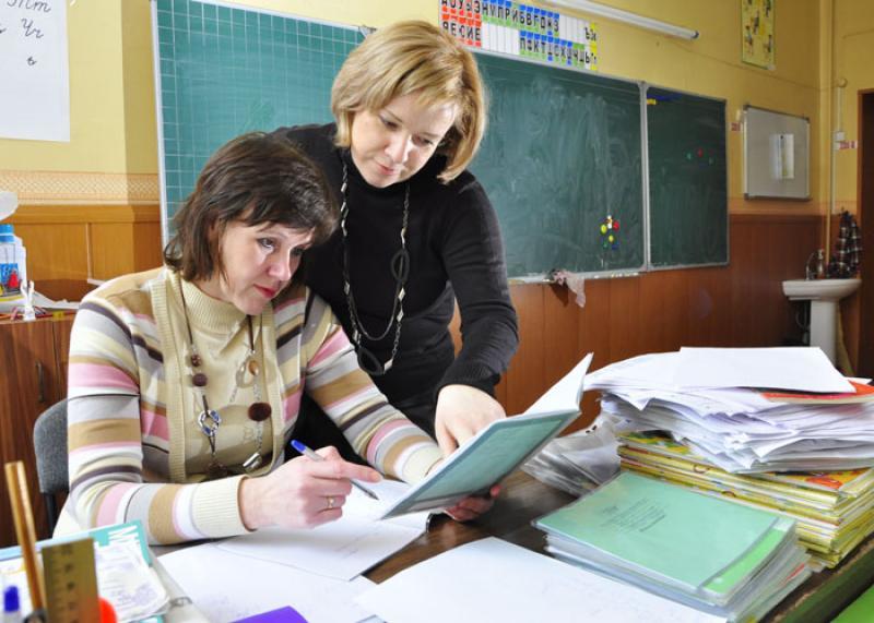 Суммирование педагогической нагрузки