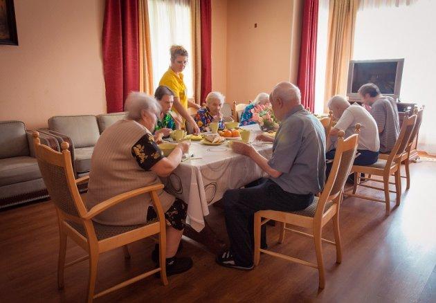 Доставка пенсий проживающим в социальных учреждениях