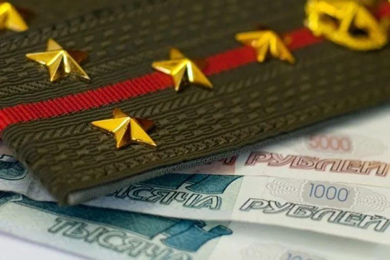Военным пенсионерам будут сохранять пенсию в случае обнаружения ошибки