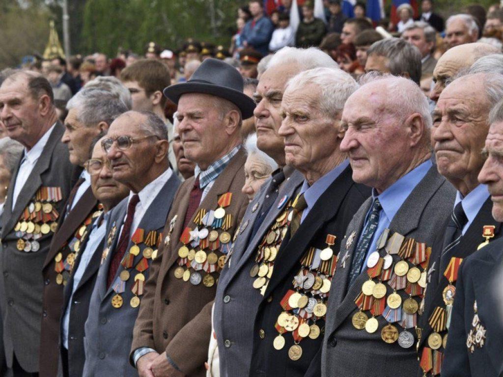Сколько в России ветеранов ВОВ